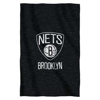 NBA 100 Brooklyn Nets Sweatshirt Throw