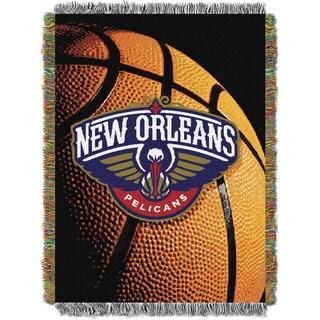 NBA 051 Pelicans Photo Real Throw