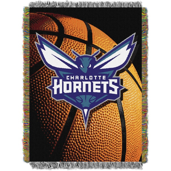 NBA 051 Hornets Photo Real Throw