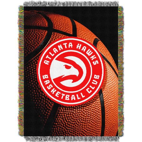 NBA 051 Hawks Photo Real Throw
