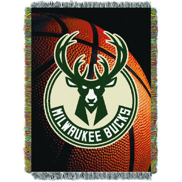 NBA 051 Bucks Photo Real Throw