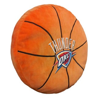 The Northwest Company NBA 199 Thunder 3D Sports Pillow