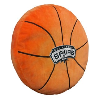 The Northwest Company NBA 199 Spurs 3-D Sports Pillow