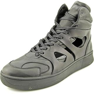 Alexander McQueen By Puma Men's 'MCQ Move Mid Open' Leather Athletic Shoes