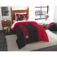 The Northwest Company Official NFL Tampa Bay Buccaneers Twin Applique 2-piece Comforter Set