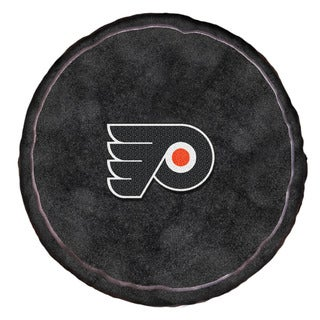The Northwest Company NHL 199 Philadelphia Flyers 3D Sports Pillow