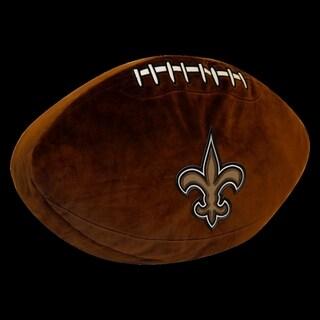 The Northwest Company NFL 199 Saints 3D Sports Pillow