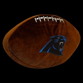 The Northwest Company NFL 199 Panthers Polyester 3D Sports Pillow