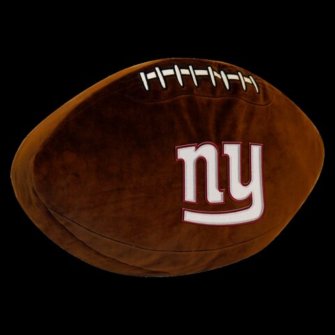 The Northwest Company NFL 199 NY Giants 3D Sports Pillow