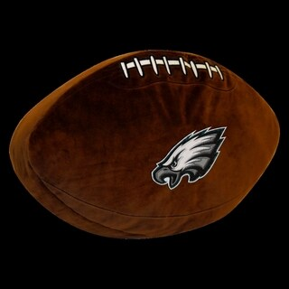 The Northwest Company NFL 199 Eagles 3D Sports Pillow
