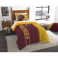 The Northwest Company Official NFL Washington Redskins Twin Applique 2-piece Comforter Set
