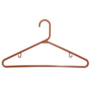 Orange Plastic Tubular Hanger