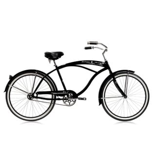 Huntington Men's 26-inch Beach Cruiser Bicycle