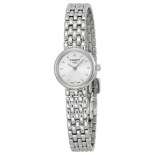 Tissot Women's T0580091103100 'T-Trend Lovely' Stainless Steel Watch