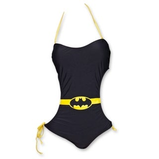Batman 1-piece Spandex Monokini Swimsuit