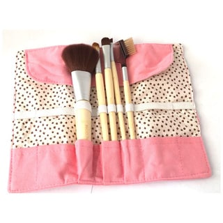 Love and Bliss Designer 5-piece Makeup Brush Set
