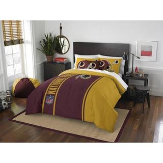 The Northwest Company Official NFL Washington Redskins Full Applique 3-piece Comforter Set