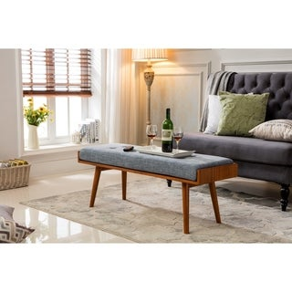 Link to Porthos Home Aysel Accent Bench Similar Items in Ottomans & Storage Ottomans