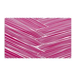 KESS InHouse Anchobee 'Loom' Artistic Aluminum Magnet