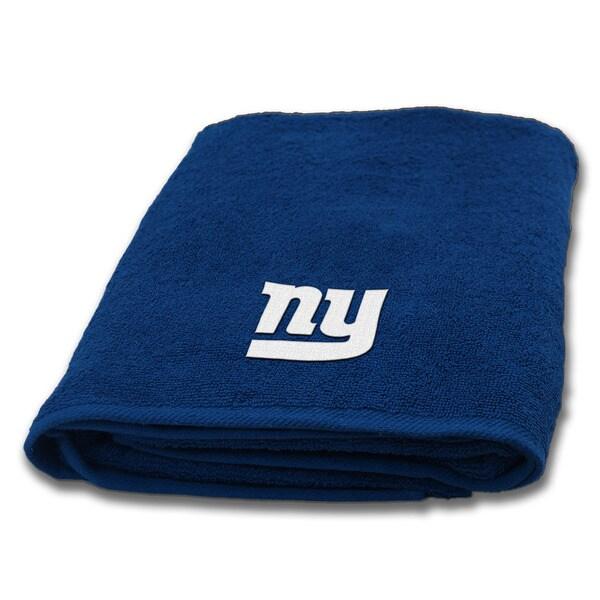 NFL 973 NY Giants Bath Towel 25x50