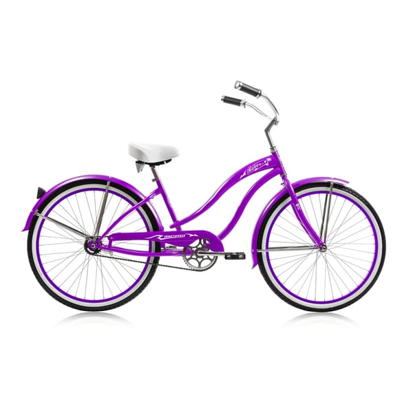 Micargi 26-inch Purple Rover Single Speed Cruiser
