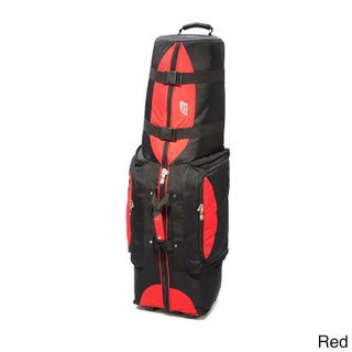 Andare Regiment Wheeled Golf Travel Cover (Option: Red)