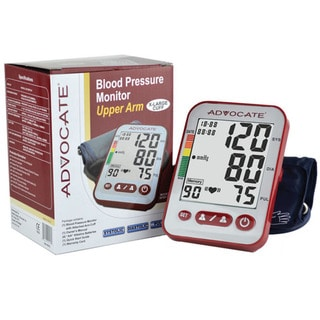 Advocate Upper Arm Blood Pressure Monitor - Multi