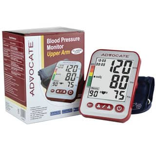 Advocate Upper Arm Blood Pressure Monitor|https://ak1.ostkcdn.com/images/products/12114452/P18975243.jpg?impolicy=medium
