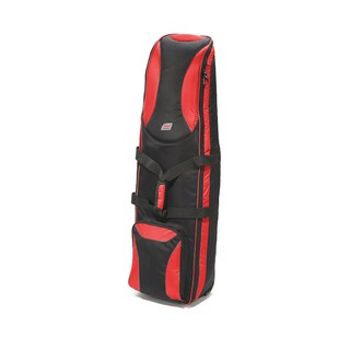 Andare Battalion Wheeled Golf Travel Cover (Option: Red)
