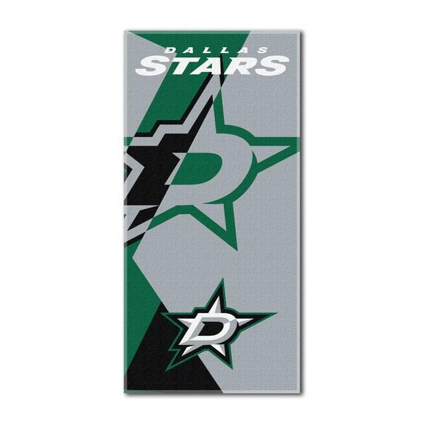 NHL 622 Stars Puzzle Beach Towel