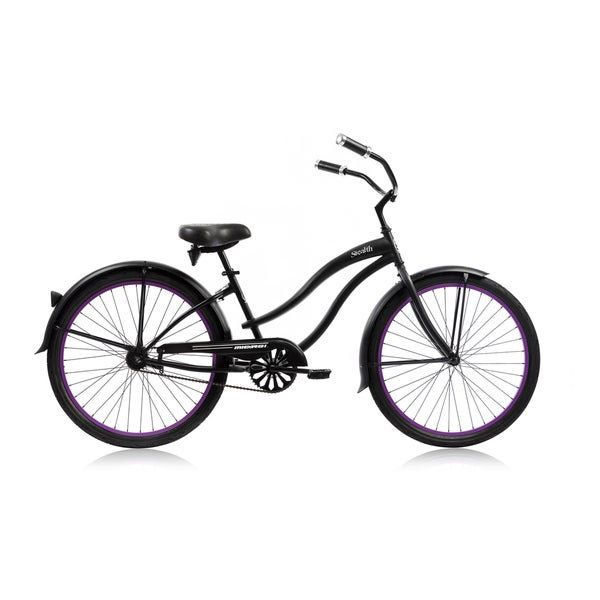 Stealth Women's Black 26-inch Bicycle