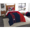 The Northwest Company NFL New England Patriots Twin 5-piece Bed in a Bag with Sheet Set