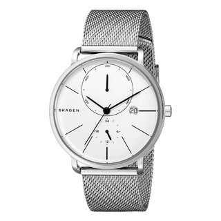 Skagen Men's Hagen Stainless Steel Chronograph Quartz Watch