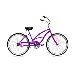 Micargi Pantera Purple 26-inch Women's Cruiser