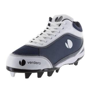 Verdero Men's M-Spike Blue Mesh Softball Cleats
