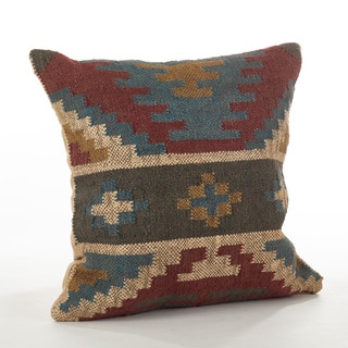 Kilim Collection Design Down Filled Throw Pillow
