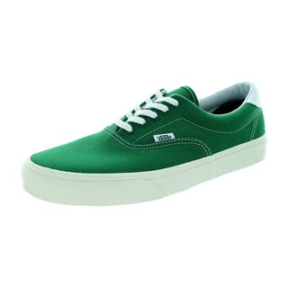 Vans Unisex Era 59 Green Canvas Skate Shoe