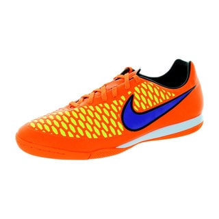 Nike Men's Magista Onda Orange Synthetic/Leather Indoor Soccer Shoe