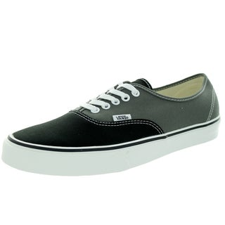 Vans Unisex Authentic Canvas Skate Shoes