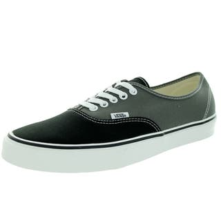 Vans Unisex Authentic Canvas Skate Shoes (Option: 11.5)|https://ak1.ostkcdn.com/images/products/12115004/P18975746.jpg?impolicy=medium