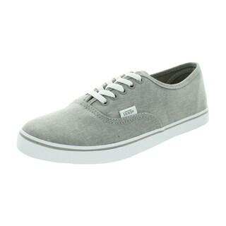 Vans Unisex Authentic Lo Pro Washed Canvas Drzzl/Trwt Canvas Casual Shoes