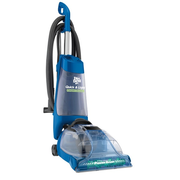 Dirt Devil FD50035 Quick Light Carpet Washer with Power Brush and Tools