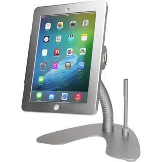 CTA Digital Dual Security Gooseneck Kiosk Stand for iPad/iPad Air/iPa|https://ak1.ostkcdn.com/images/products/12115163/P18975719.jpg?impolicy=medium