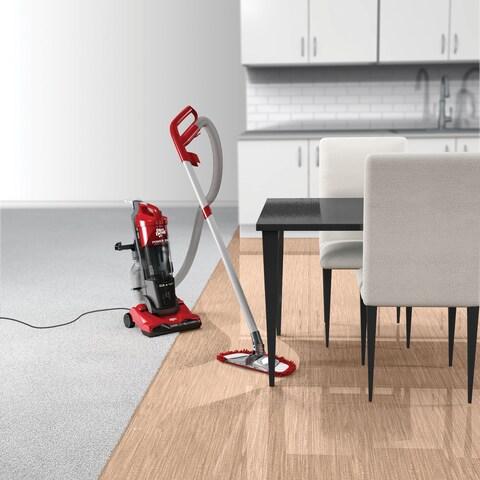 Dirt Devil UD20125B Power Duo Cyclonic Upright Vacuum