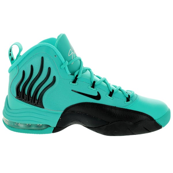 Shop Nike Men's Sonic Flight Hyper Jade Leather and