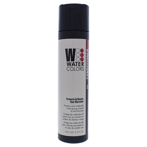 Tressa Watercolors 8.5-ounce Red Color Conditioner