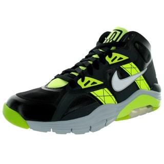 Nike Men's Lunar 180 Trainer SC Black Mesh Walking Shoes