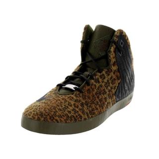 Nike Men's Lebron Xi Nsw Lifestyle Dark Ldn/Dark Ldn/Black/University Red Basketball Shoe