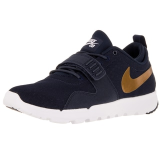Nike Men's Trainerendor Obsidian/Metallic Gold/White Training Shoe