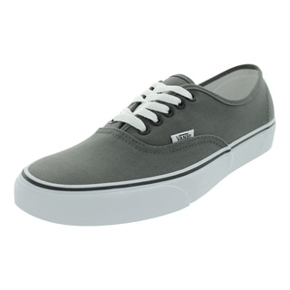 vans shoes black and grey